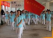 垡头街道翠城煕园社区党员综合志愿者服务