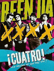 2014年第56届格莱美奖提名:最佳音乐电影 Green Day 《¡Cuatro!》