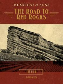 2014年第56届格莱美奖提名:最佳音乐电影 Mumford & Sons 《The Road To Red Rocks》