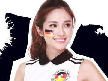0710回顾:杨姗姗性感秀身材 巴西归来畅聊世界杯