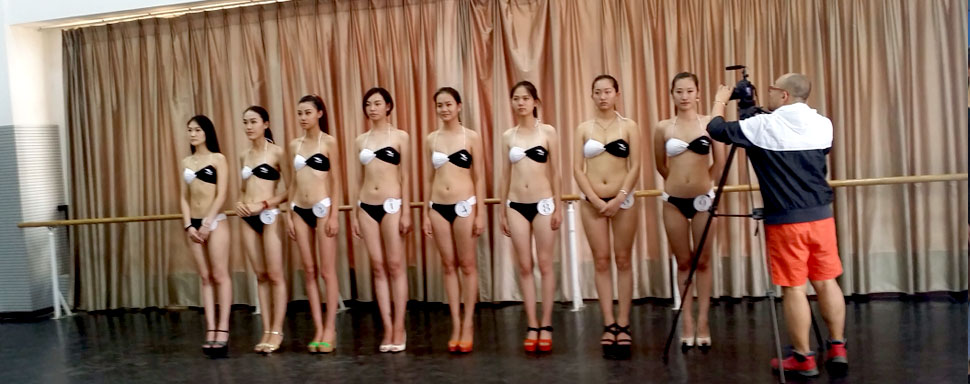 2014龙腾精英超级模特大赛