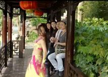 《秀动中国》之+扬州瘦西湖+肚皮舞秀