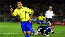 世界杯十大捅射 罗纳尔多马拉多纳展神技