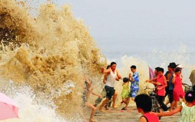 2011钱塘江大潮