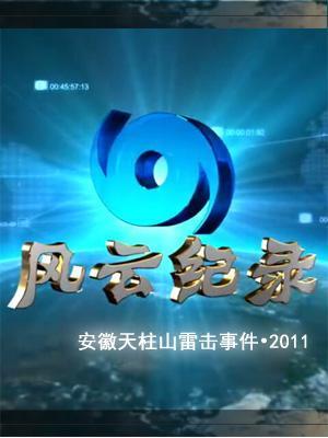 安徽天柱山雷击事件•2011