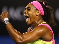 澳网-小威16连胜莎娃六度封后 夺生涯第19个大满贯