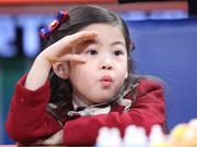 《一年级大会堂》20150312:宝贝关心走失儿童话题 天马行空支招自我保护