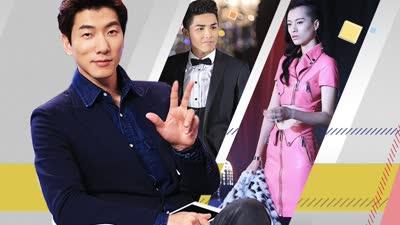 """超模学员首拍MV手足无措 张亮手把手教王大呆""""耍帅"""""""