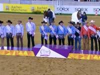 国际马联马术欧洲锦标赛 西部马术团体决赛全场
