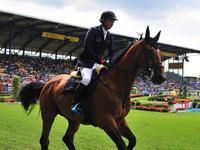 国际马联马术欧洲锦标赛  障碍个人赛集锦