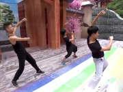 《冲关大峡谷》20150922:山西男孩跳起蒙古舞 宋国兵闯关失败