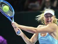 WTA年终总决赛半决赛 莎拉波娃VS科维托娃(中文) 20151031