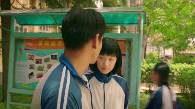 """《匆匆那年》""""喜欢版""""预告 彭于晏向倪妮""""霸道表白"""""""