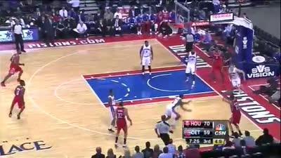 比卢普斯NBA生涯十佳球 季后赛超远三分绝杀