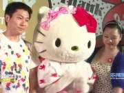 HELLO KITTY 40周年庆典  完成少女粉色梦想