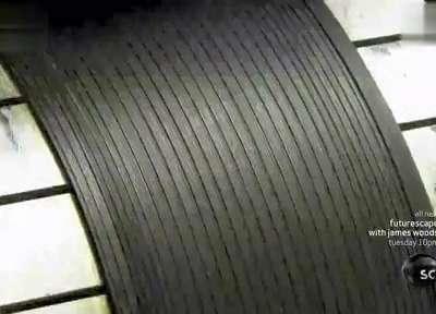 德国汽车轮胎生产工艺流程
