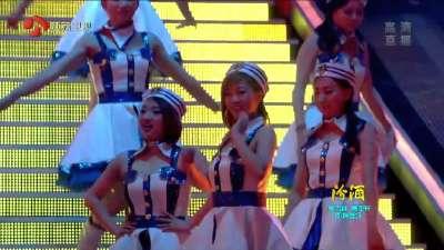 浪花三兄弟《对面的女孩看过来》-2013江苏卫视跨年演唱会