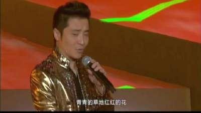黄鹤翔《纯真年代》-2013旅游卫视春晚