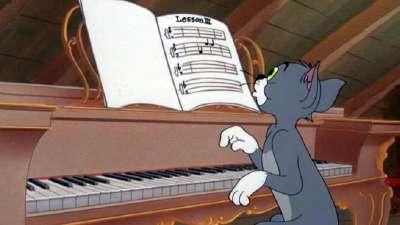 1953 第25届奥斯卡最佳动画短片 老鼠约翰 Johann Mouse