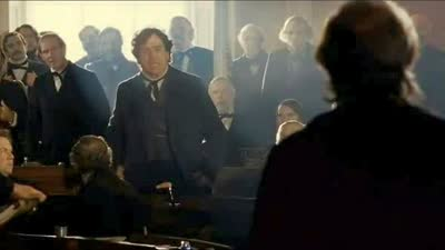 《林肯》 电视宣传片:Slavery's Done