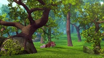 翡翠森林狼与羊 秘密的朋友 第21话
