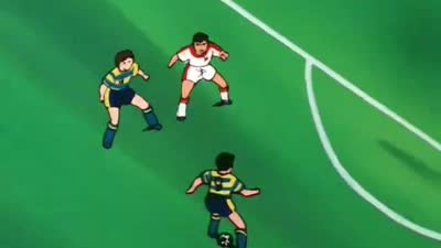 足球小将初中篇 28(国语版)