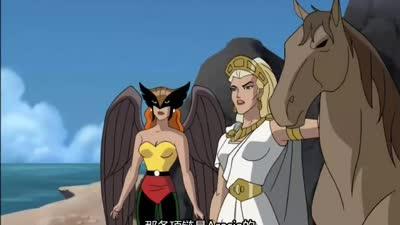 超人正义联盟16