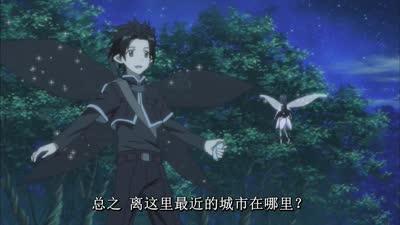 刀剑神域 第16话