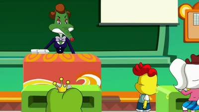 青蛙王子之蛙蛙学校36