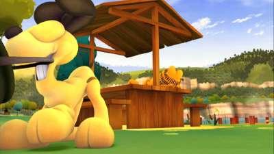 加菲猫的幸福生活 第一季20