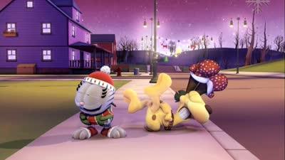 加菲猫的幸福生活 第一季38