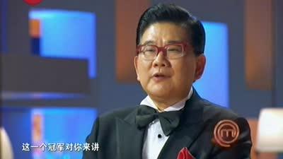 三强残酷夺冠赛 赵丹惊险夺冠