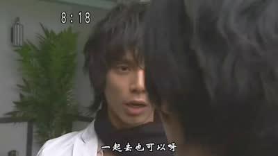 假面骑士KABUTO 第11话