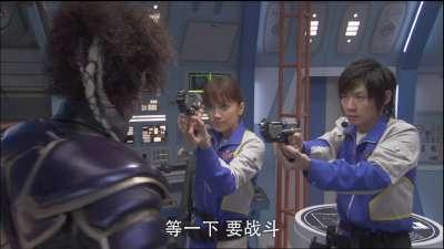 超级银河大怪兽格斗第二季03日语版