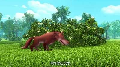 翡翠森林狼与羊 秘密的朋友 第08话