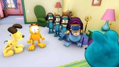 加菲猫的幸福生活 第三季28