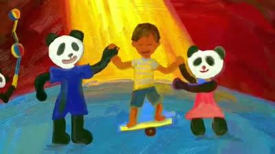 《让熊猫飞》儿童版预告