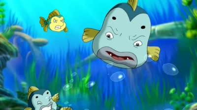 小鲤鱼历险记15