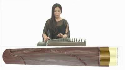古筝教学视频全集林玲古筝教学图片