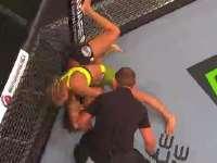 UFC无限制综合格斗赛(英文)全场录播 20150419