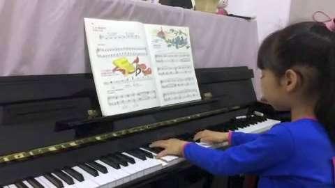成功辅导学生案例很多,记忆最深的莫过于曾针对英皇钢琴考级教学需要图片