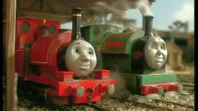 托马斯和他的朋友们 第4季07
