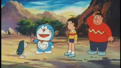 哆啦a梦1985剧场版 大雄与宇宙小战争