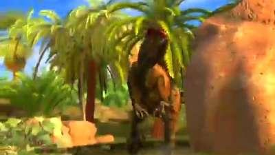 《恐龙世界》第41集