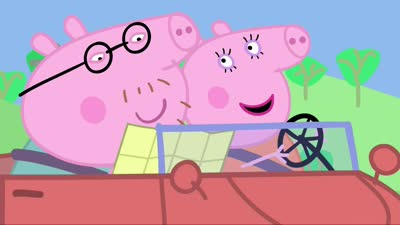 粉红猪小妹27 风息堡