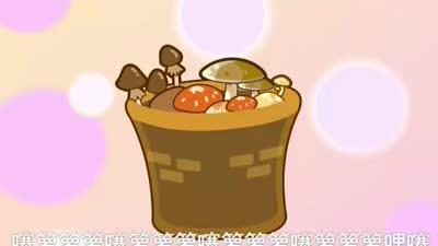 小伴龙儿歌 第29集 采蘑菇的小姑娘