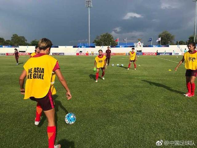 女足U16亚少赛:中国补时进球2-2绝平韩国 张琳艳唐涵建功