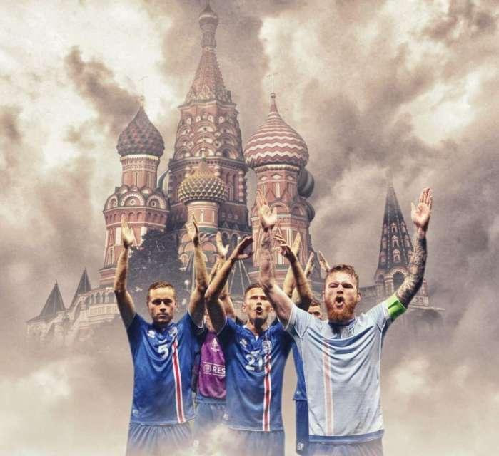 冰岛首次闯进世界杯, 告诉中国足球一个大道理!