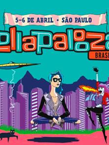 2014巴西Lollapalooza音乐节