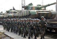 中国裁减军队员额30万